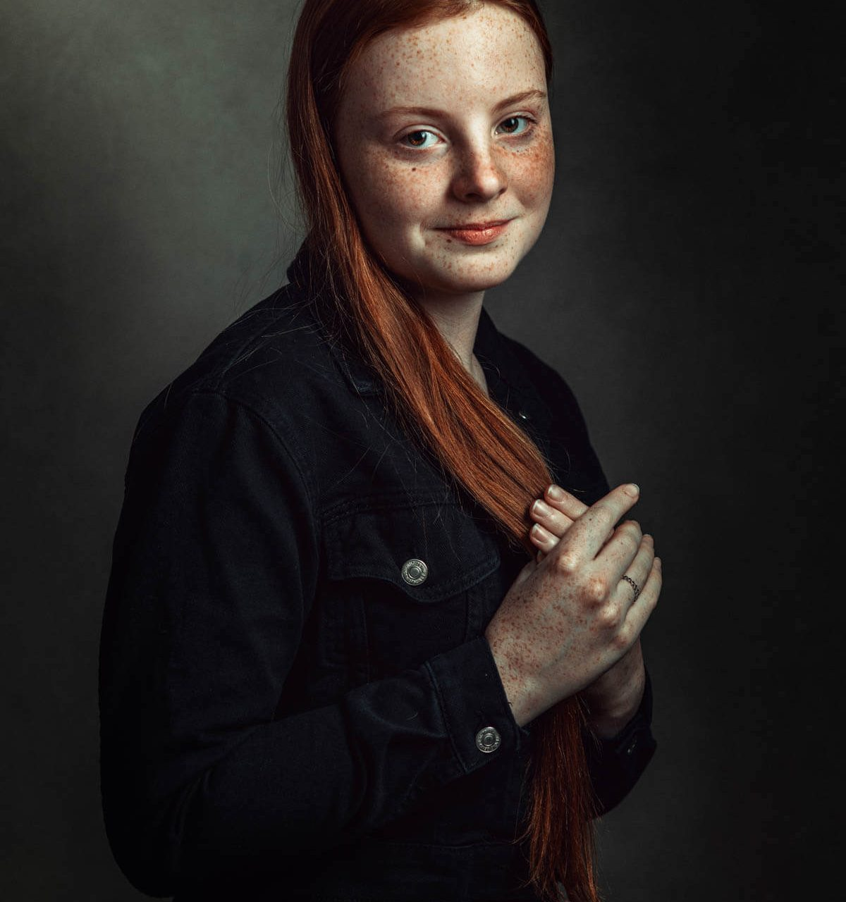 Inspiration Studio Headshots for Girls
